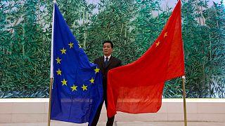 توافق اتحادیه اروپا و چین