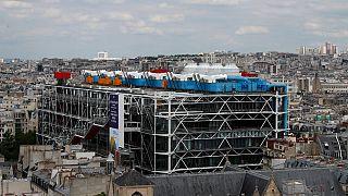 Центр Помпиду закроют на реставрацию