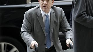 Harvey Weinstein amerikai filmproducer 2020 februárjában