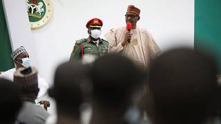 Nigeria's Buhari replaces army chiefs as security situation worsens