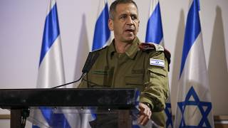 İsrail Genelkurmay Başkanı Aviv Kochavi