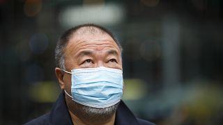 Ai Weiwei retrata el caparazón de Wuhan