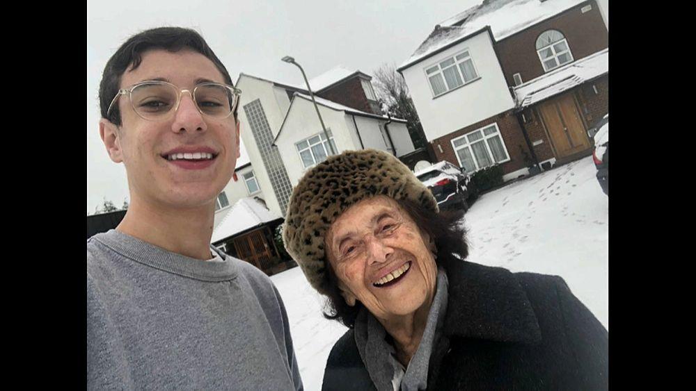 La memoria di Lili, sopravvissuta all'olocausto