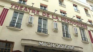 Théâtre de la Michodière, Parigi.