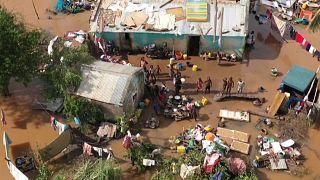 Ciclone Eloise - Moçambique