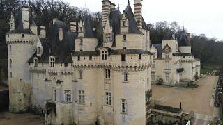 Le château d'Ussé, qui aurait inspiré la Belle au bois dormant