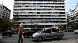 Greece Finance Ministry