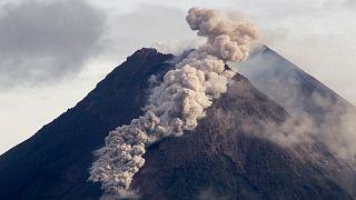 فوهة بركان جبل ميرابي