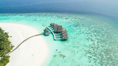 Kihavah Huravalhi Island Baa Atoll, Maldives