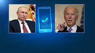 I presidenti di Russia e Stati Uniti