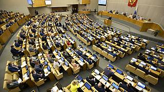 Η ρωσική Δούμα (Κάτω Βουλή)