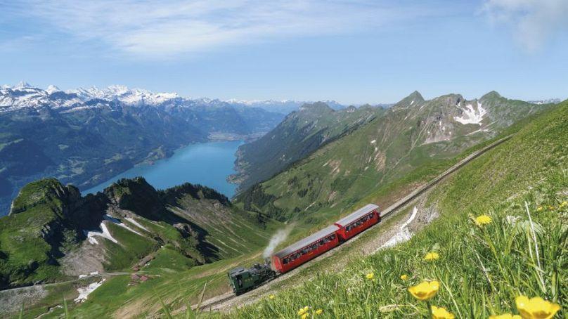 Interlaken Tourismus/Partner image for editorial and touristic use / Brienz Rothorn Bahn AG, Interlaken Tourismus