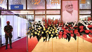 Le Ghana fait ses adieux au président Jerry John Rawlings
