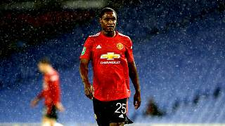 Nigerian international Odion Ighalo's Old Trafford journey ends
