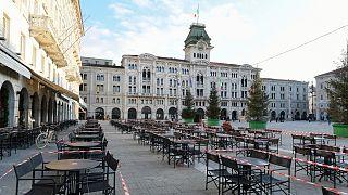إغلاق المطاعم والمقاهي في غالبية الدول الأوروبية بسبب فيروس كورونا