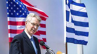 U.S. Ambassador to Greece Geoffrey Pyatt