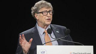Bill Gates im Jahr 2019.