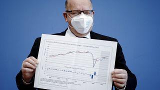 Almanya Ekonomi ve Enerji Bakanı Peter Altmaier