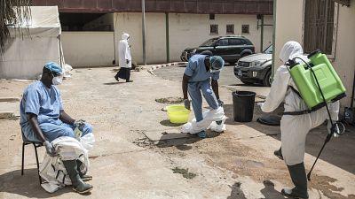 Covid-19 : la Gambie promet d'être sévère avec ceux fuyant les contrôles