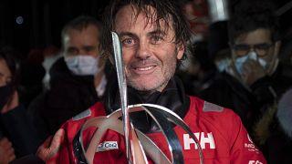 Vendée Globe: Μεγάλη νίκη για τον Γιανίκ Μπεσταβάν