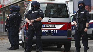 Polizei in Wien - Symbolbild - ARCHIV