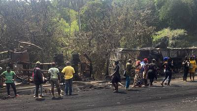 Cameroon: Questions on emergency services after 53 die in bus crash