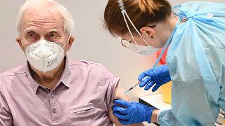 Pfizer ve BioNTech: Koronavirüs aşımız yeni türlere karşı da etkili / Arşiv