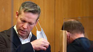 Walter Luebcke cinayetinin faili Stephan Ernst