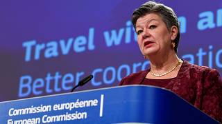 EU Commissioner Ylva Johansson welcomed Frontex's decision.