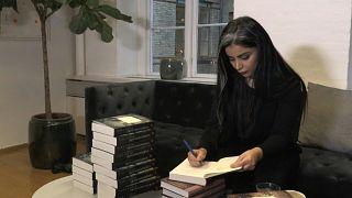 سارة عمر - كاتبة كردية دنماركية
