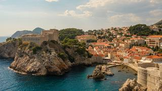 Dubrovnik, Croatia might be familiar to Game of Thrones fans.