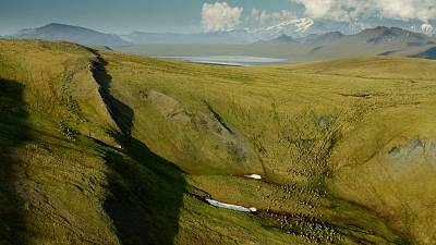 File photo about Arctic National Wildlife Refuge