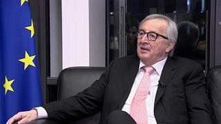 Ο Ζαν-Κλοντ Γιούνκερ, πρώην Πρόεδρος της Κομισιόν στο Euronews