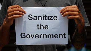 Crise sanitária agravada pela corrupção