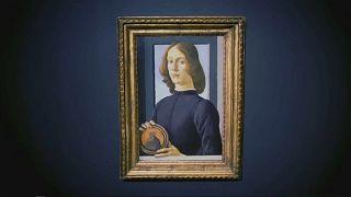 Um Botticelli por 92 milhões de dólares