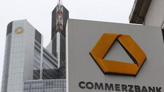 Sitz der Commerzbank in Frankfurt.