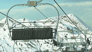 Les stations de ski fermées