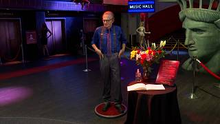 Larry King chez Madame Tussauds
