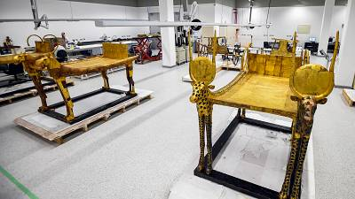Egypt retrieves 5,000 artefacts from US