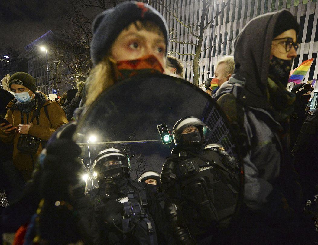 Czarek Sokolowski/AP Photo