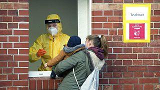Coronavirus-Test in Deutschland