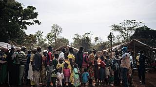 30,000 C.A.R. refugees flee rebel attacks to D.R Congo