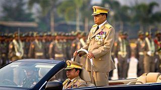فرمانده ارتش میانمار