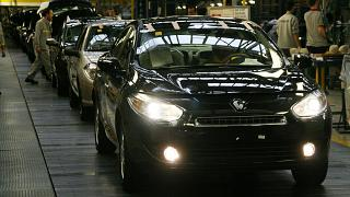 Renault fabrikası