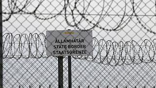 کنترل مرزی اروپا در مجارستان