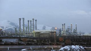 İran'ın Fordo nükleer tesisi