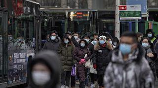 Çin'de Covid-19 önlemleri artıyor