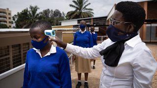 Le Rwanda félicité pour sa gestion de la pandémie de Covid-19