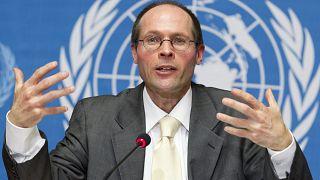 مقرّر الأمم المتحدة الخاص المعني بالفقر المدقع وحقوق الإنسان، أوليفييه دي شوتر