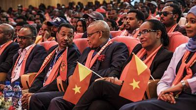 15 members of Ethiopia's TPLF party arraigned in court
